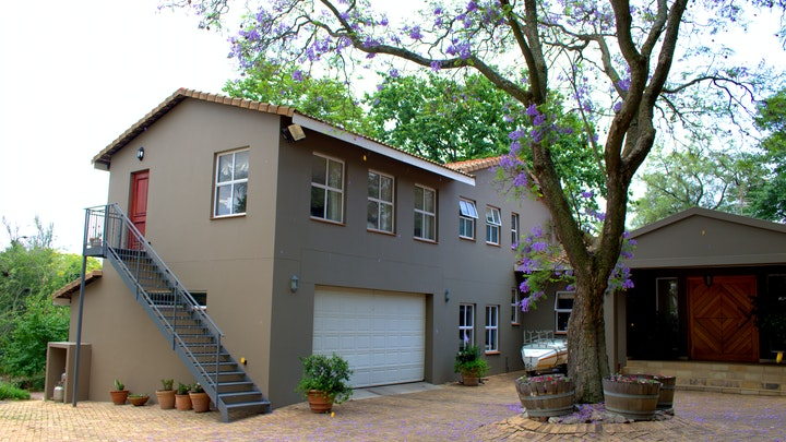 Sandton Accommodation at Wild Olive Executive Suite | TravelGround