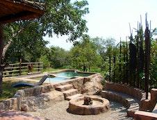 Swimming Pool and Braai