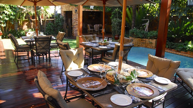 at Africa House Guest House | TravelGround
