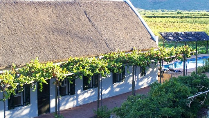Calitzdorp Accommodation at Soeterus Guest Farm   TravelGround