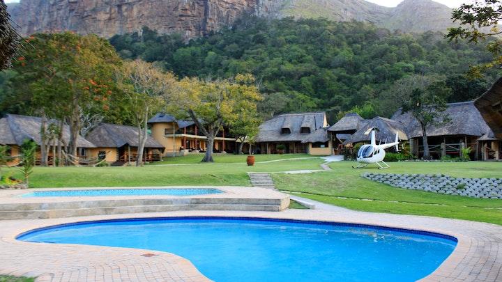 at N'taba River Lodge & Spa | TravelGround