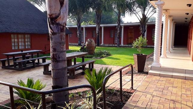 at Amabutho Lodge | TravelGround