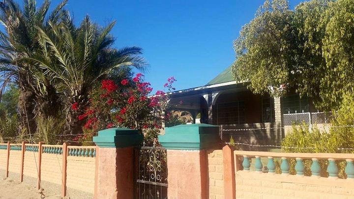 Namaqualand Accommodation at Whispering Palm Gastehuis | TravelGround