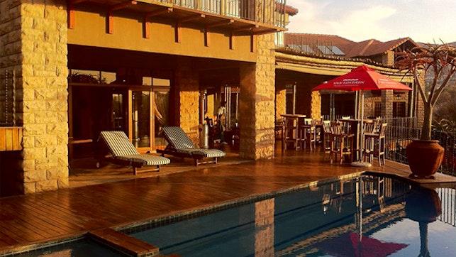 by Afrique Boutique Hotel Ruimsig | LekkeSlaap