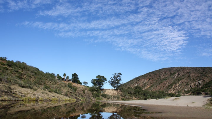 Albertinia Accommodation at Gourits River Eco-Camping | TravelGround