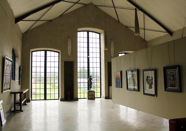 Saronsberg Cellar