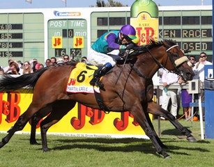 J&B Met horse racing
