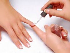 manicure and pedicures