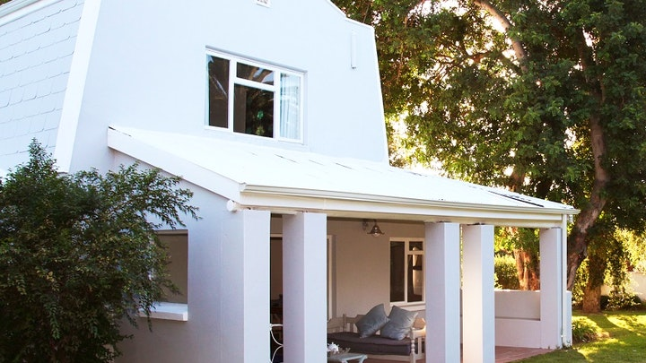 Stanford Accommodation at Stanford Country Cottages - The Ark | TravelGround