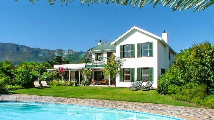 Noordhoek Accommodation at Little Paradise | TravelGround