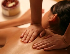 Spa treatments in your own room