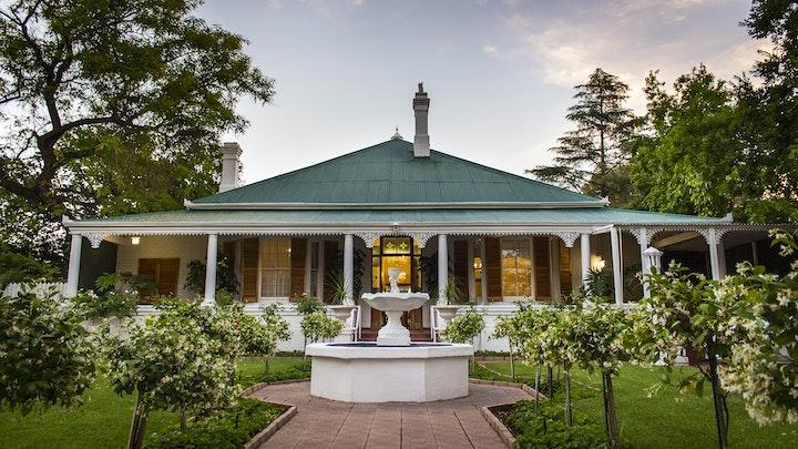 by Kimberley Country House   LekkeSlaap