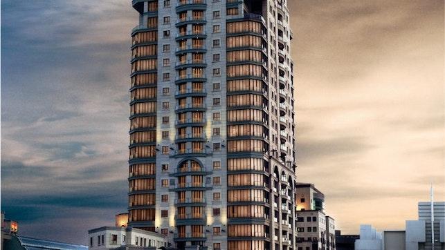 by Michelangelo Towers | LekkeSlaap