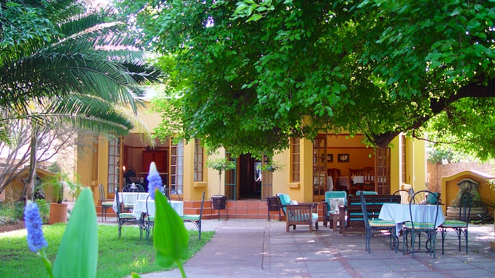 at Cecil John Rhodes Guest House | TravelGround