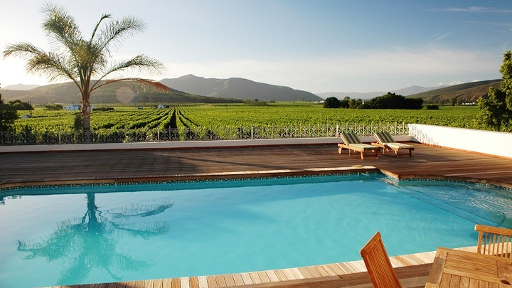 Breede River Valley Accommodation at Excelsior Manor Guesthouse | TravelGround