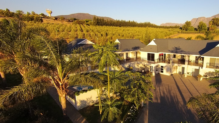 Bovlei Accommodation at Monte Vidéo Guest House and Function Venue | TravelGround