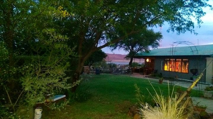 Venterstad  Accommodation at Oviston Sunrise Lodge | TravelGround