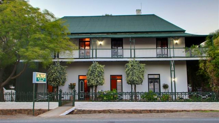 Willowmore Accommodation at The Willow Historical Guest House | TravelGround