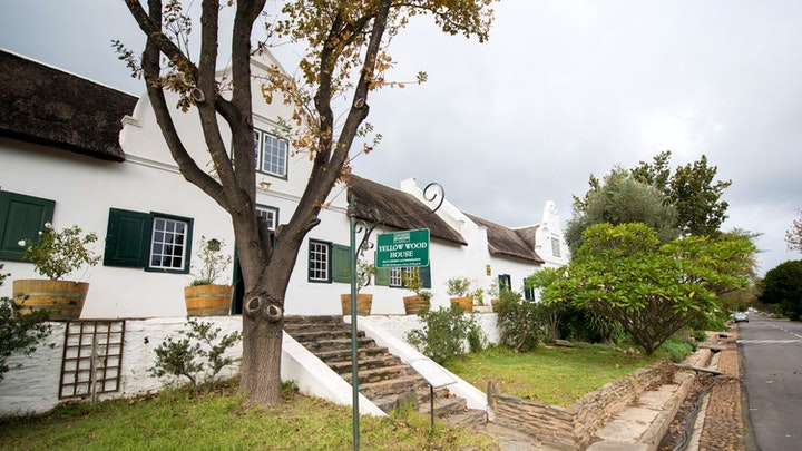 Tulbagh Accommodation at Yellow Wood House | TravelGround