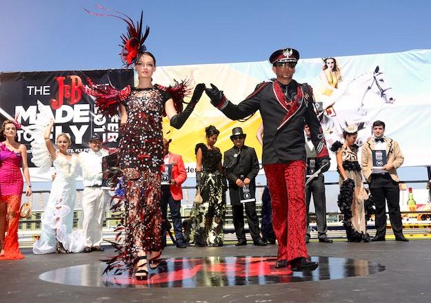 J&B Met Most Elegant Couple competition