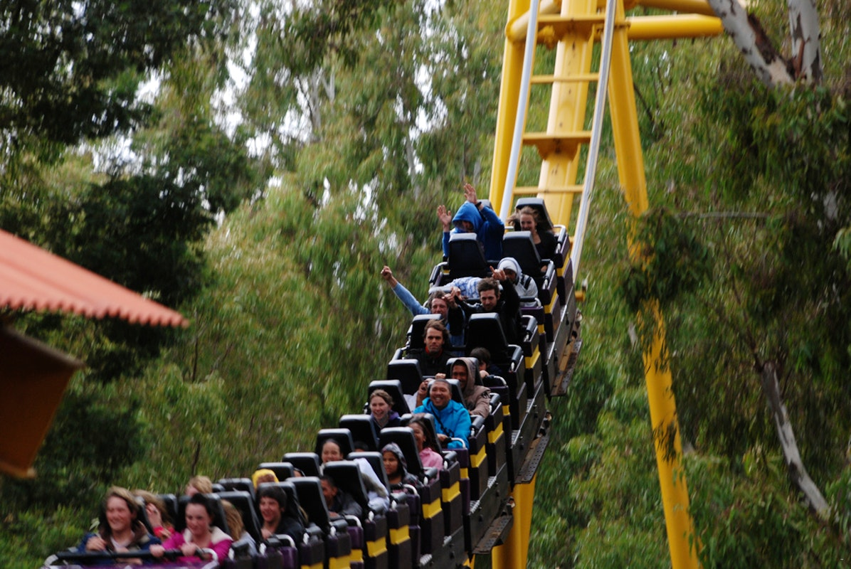 Gold Reef City >> About Gold Reef City Theme Park In Booysens Reserve
