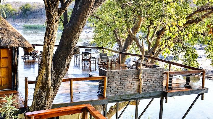 Hoedspruit Accommodation at Bushriver Lodge | TravelGround