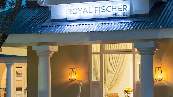 at The Royal Fischer Hotel | TravelGround