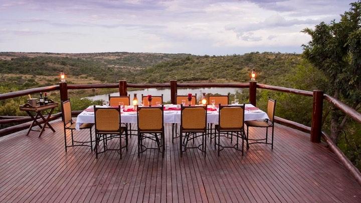 Ladysmith Akkommodasie by Elephant Rock Private Safari Lodge | LekkeSlaap