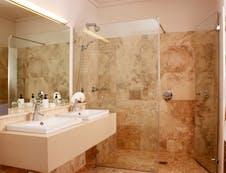 Room 3 bathroom view 2