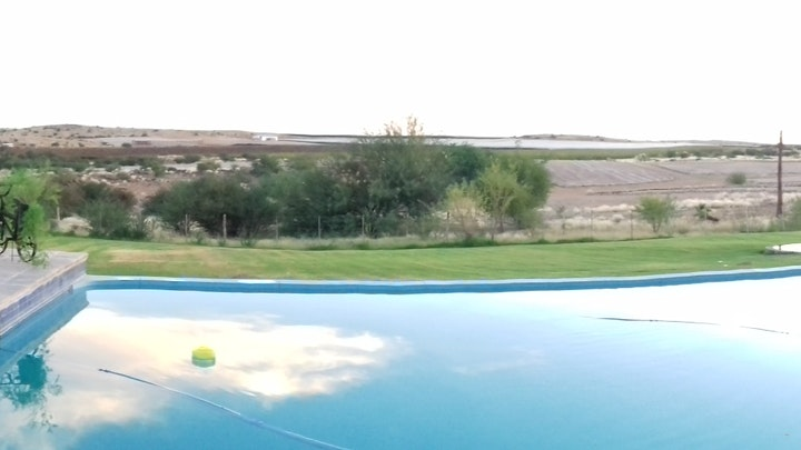 Green Kalahari Accommodation at Die Bult Plaas Guesthouse | TravelGround