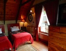 Madonna Loft Bedroom