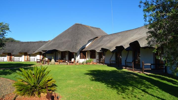 Northern Cape Accommodation at Imbasa Safari Lodge | TravelGround