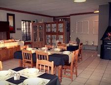 breakfast/dinner area