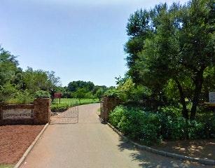 Credo Mutwa Cultural Village entrance