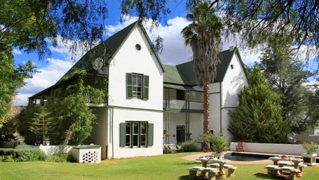 at The Willow Historical Guest House | TravelGround