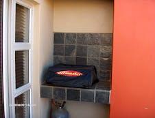 Gas braai / BBQ Facility