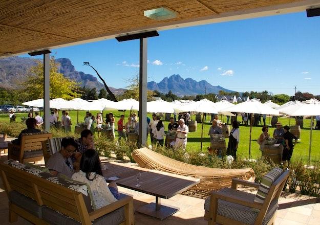 Franschhoek Summer Wines Festival