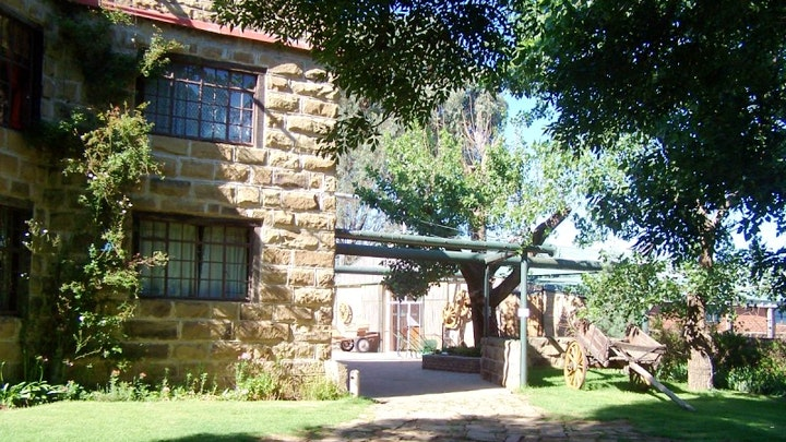 Harrismith Accommodation at Waaidam Resort | TravelGround