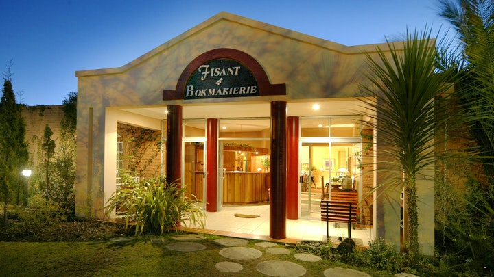at Fisant, Bokmakierie & Hoephoep | TravelGround