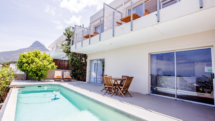 Camps Bay Accommodation at Finchley Guesthouse | TravelGround