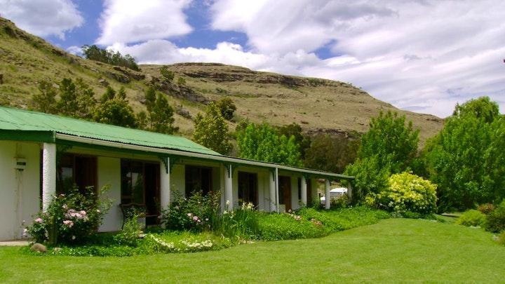 Border Area Accommodation at Intaba Lodge   TravelGround