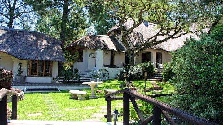 Ladysmith Accommodation at Bullers Rest Lodge | TravelGround