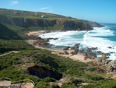 Pinnacle Point beach