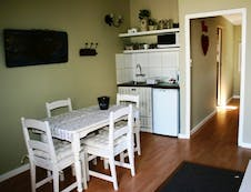 View of Kitchenette/Living Area