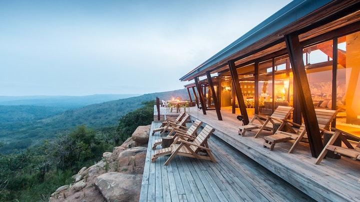 at Rhino Ridge Safari Lodge   TravelGround
