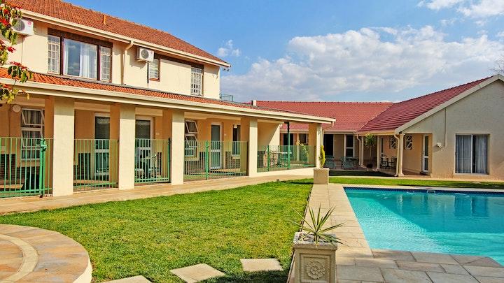 Sandton Accommodation at Villa Vittoria Lodge | TravelGround