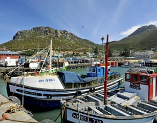 Kalk Bay Fish Market