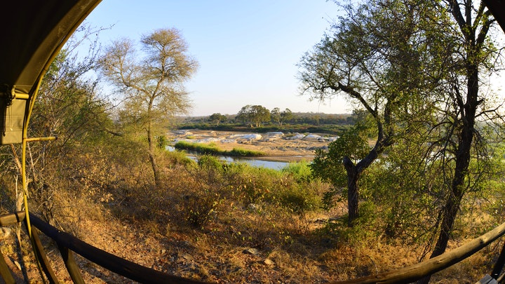 Valley Of The Olifants Accommodation at Mtomeni Safari Camp | TravelGround