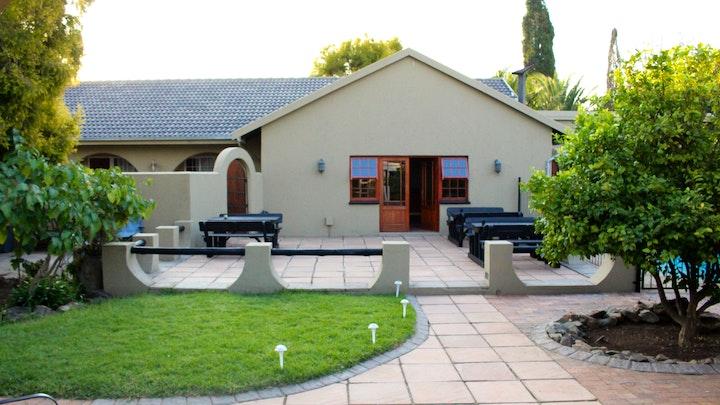 Rynfield Accommodation at Safari Manor | TravelGround