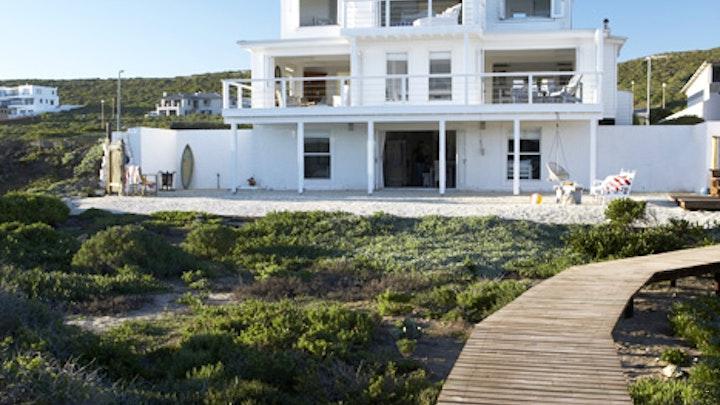 at The White House Beach Villa | TravelGround